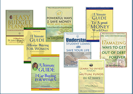 all eight ebooks by lois center-shabazz