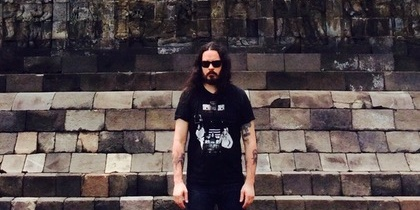 Sunn O)))'s Stephen O' Malley just got back from his research trip to Indonesia, here's what he got