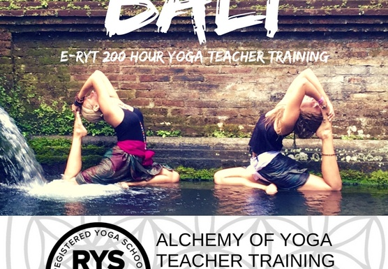 Bali Yoga Teacher Training Oct 1-22, 2016 RYT200 Yoga Alliance Approved