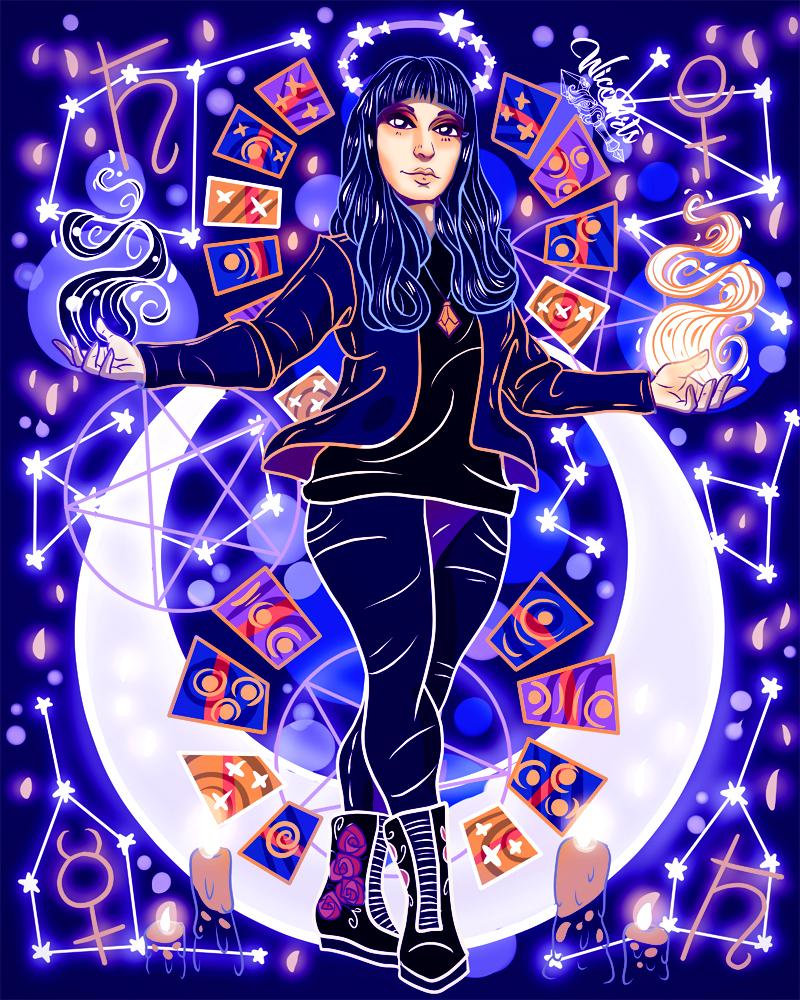 Astrid aka The Psychic Witch