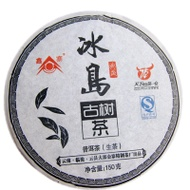 2011 lincang iceland tea from Lincang Tea Company
