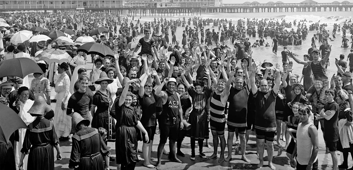History of Beach Towels