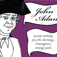 John Adams - American Revolution from Adagio Teas Custom Blends