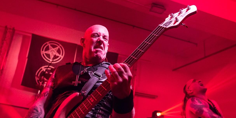 Sunday Metal Service in Singapore with Venom Inc, Rage and Mors Principium Est – photo gallery