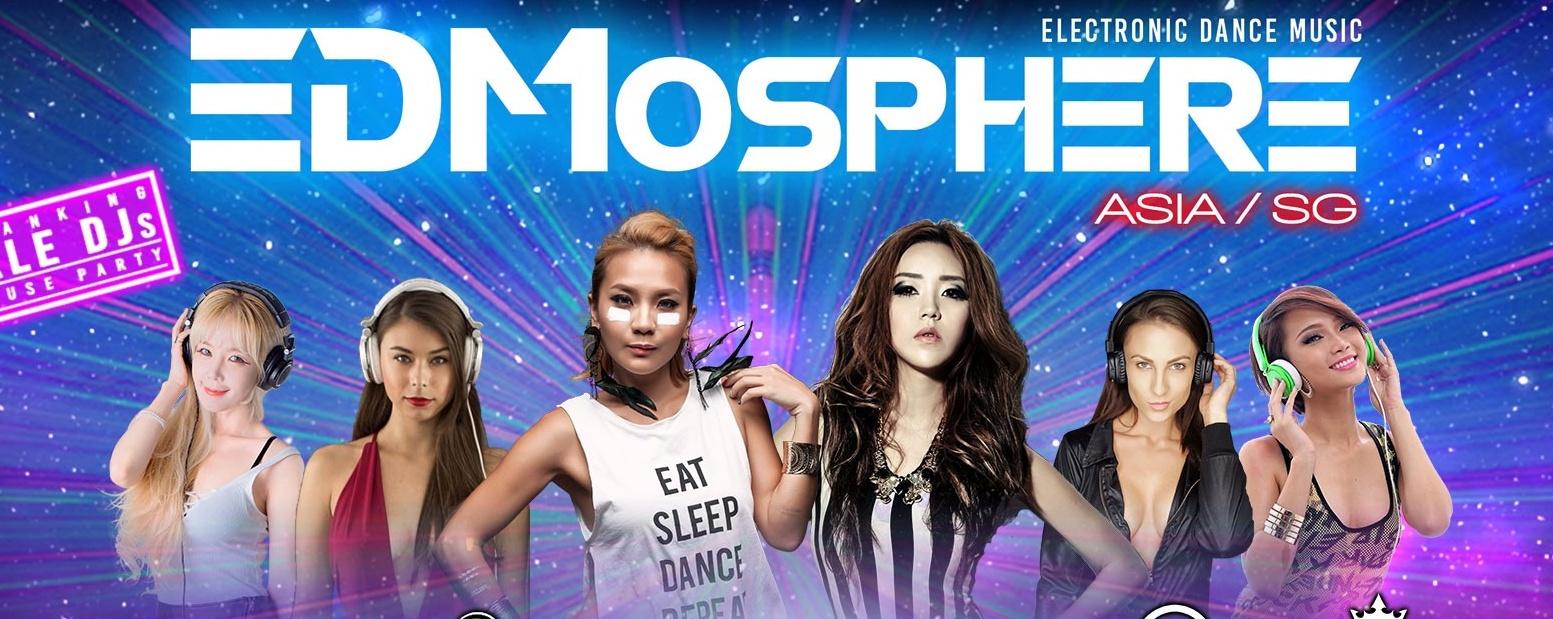 EDMosphere Asia 2017