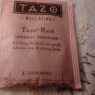 Tazo Well Being * Rest*  Herbal Infusion by Tazo from Tazo Tea