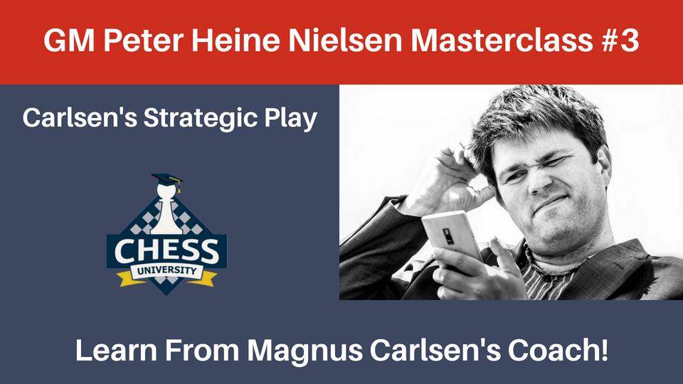 GM Peter Heine Nielsen Masterclass 3   ChessVL com