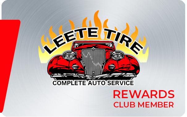 Leete Tire & Auto Center > About > Membership
