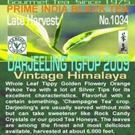 Darjeeling Vintage Himalaya TGFOP from TeaFountain