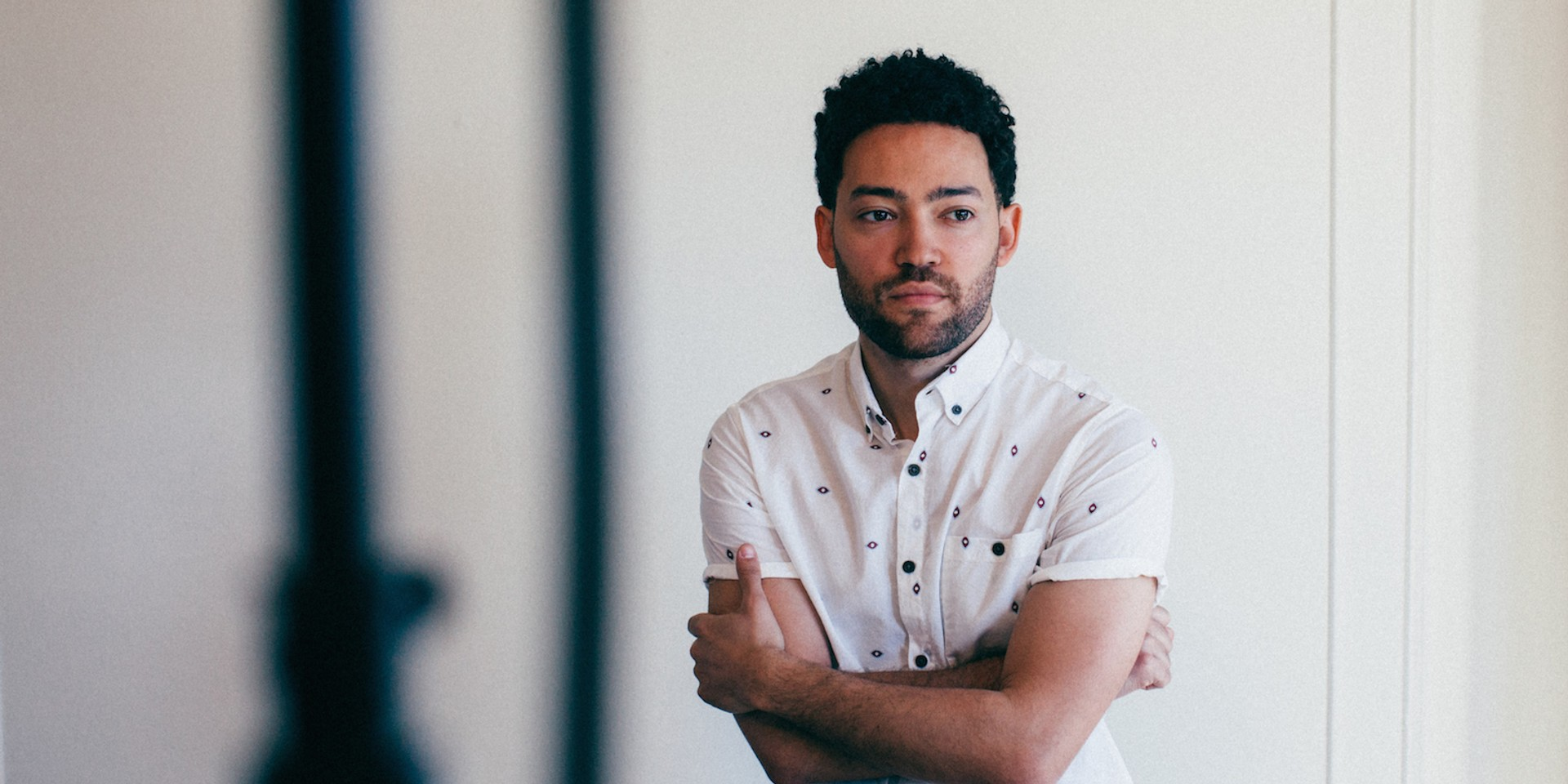 WATCH: Taylor McFerrin talks about his anticipated new album, his recording process and more