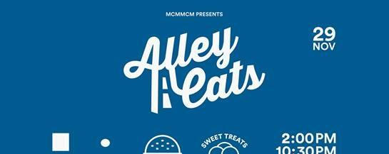 Alley Cats: Jalan Pisang Party (Arab Street/Jalan Sultan)