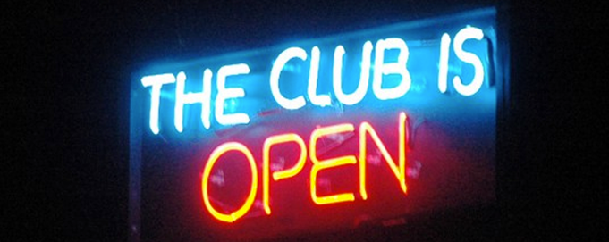 SALAD DAYS presents: The Club is Open