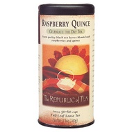 Raspberry Quince from The Republic of Tea