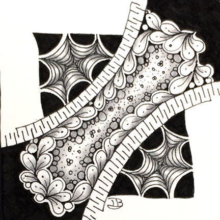 Tangle Library Tiles