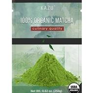 100% Organic Matcha from Kazu