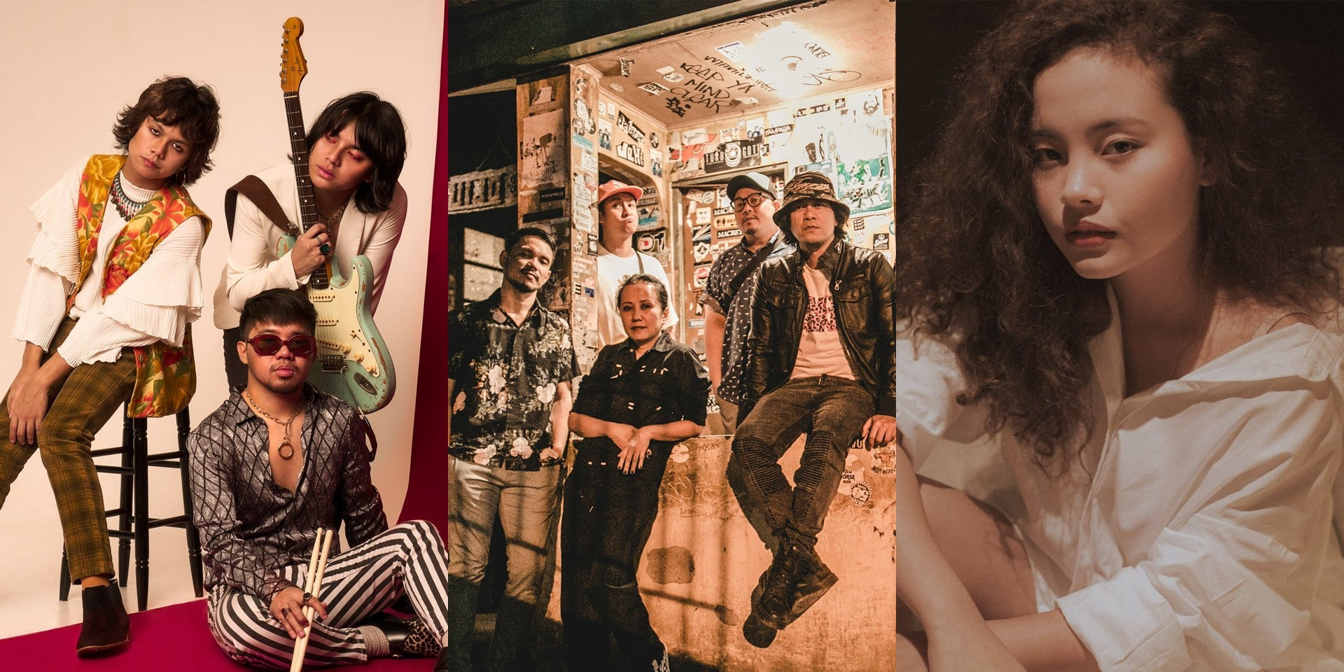 IV Of Spades, Sandwich, Shanne Dandan, and more release new music – listen