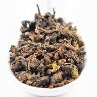 "Mingjian Organic ""Nectar Frost of Spring"" Bug Bitten Oolong Tea from Taiwan Sourcing"