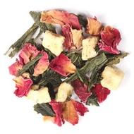 Lychee Rose Green Tea from Adagio Teas