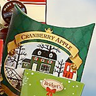 Cranberry Apple Winter Tea from Unknown