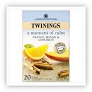 Moment of calm: Orange, Mango & Cinnamon from Twinings