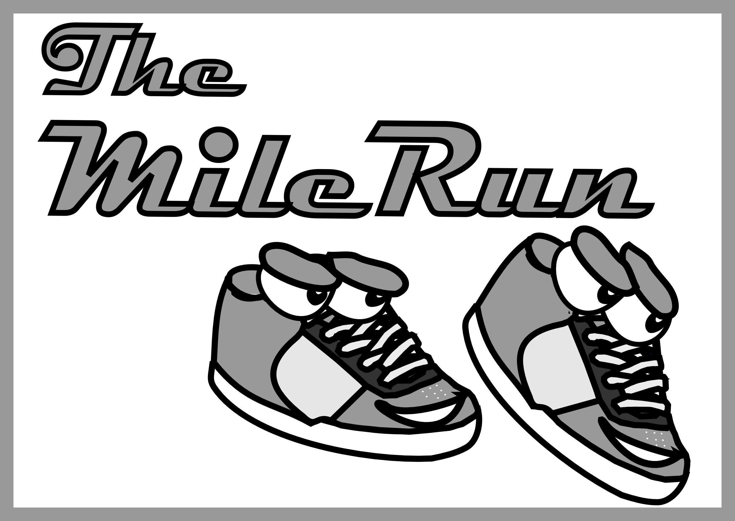 Mile Run Spring 2018