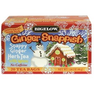 Ginger Snappish from Bigelow