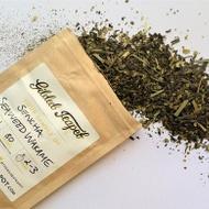 sencha seaweed wakame from The Gilded Teapot