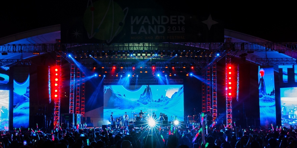 Wanderland takes us down South to Wanderland Jungle on its 5th birthday