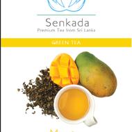Mango Green Tea from Senkada Tea