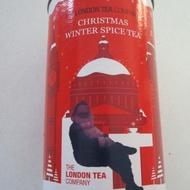 Christmas Winter Spice Tea from London Tea Company