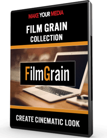 35 MM Film Grain (Full HD) | Make Your Media