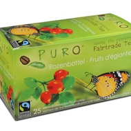 Fairtrade Rosehip Tea from Puro