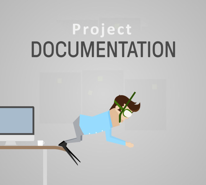 Project documentation illustration