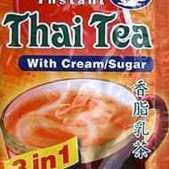 Thai Tea Powder Ready Mixed from DeDe