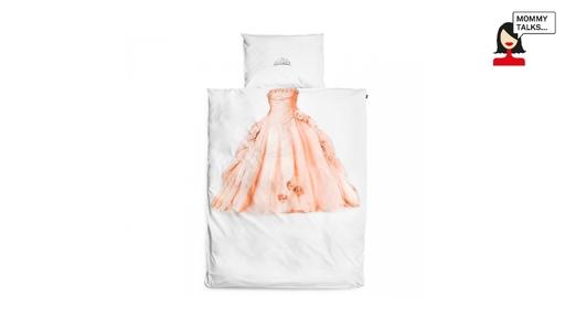 Snurk Prinsessen Dekbedovertrek