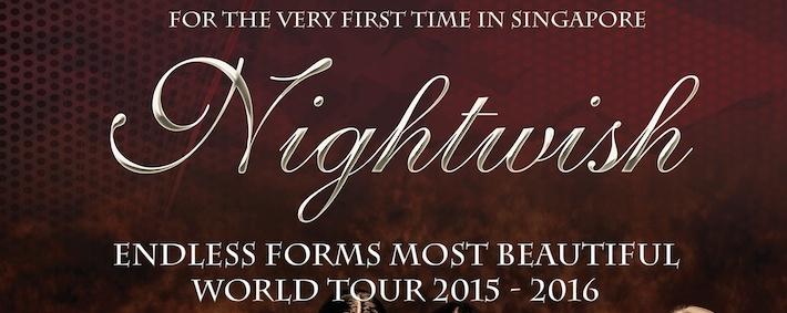 Nightwish World Tour 2015-2016