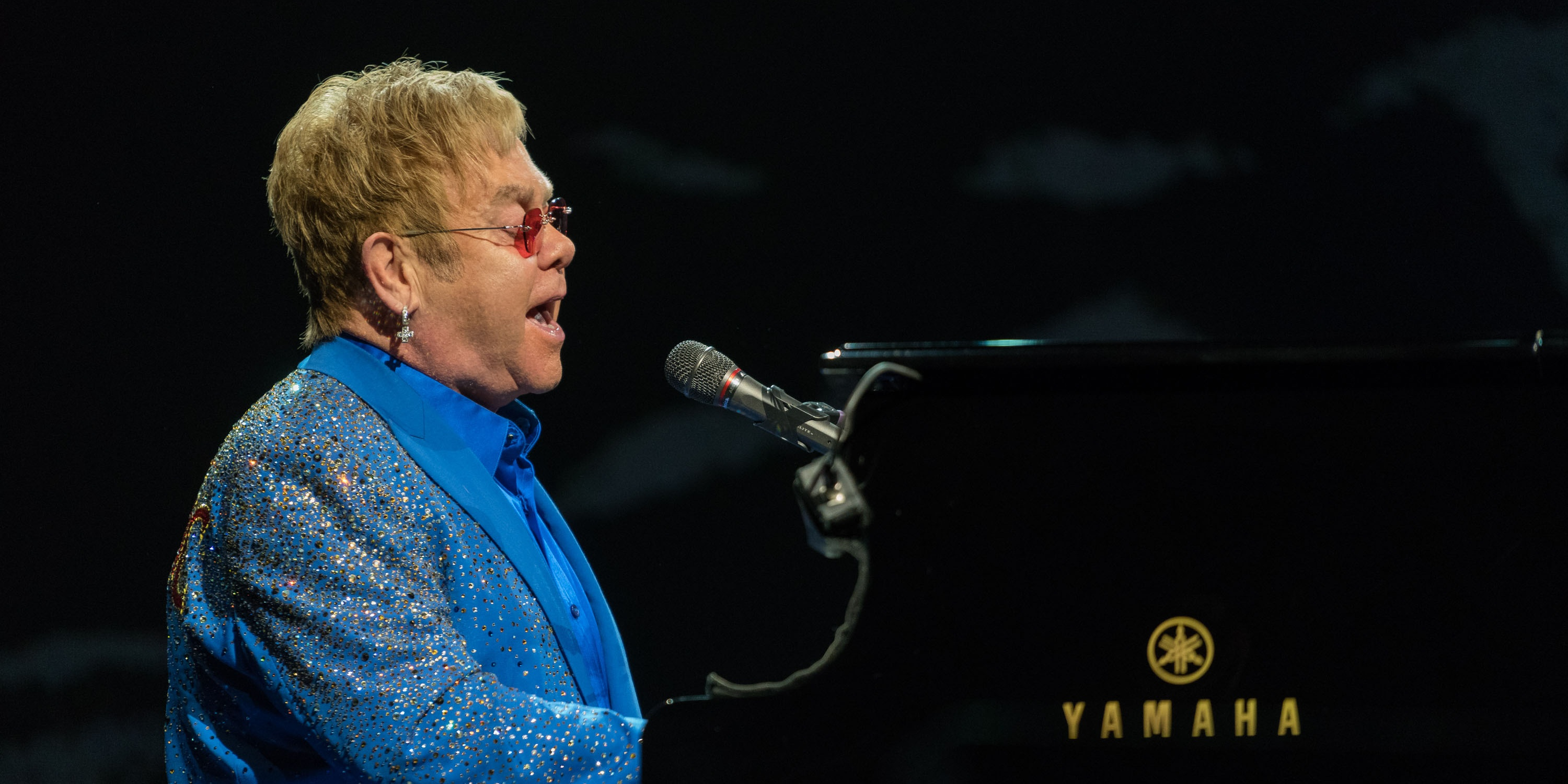 Elton John enthralls crowd during first night at The Star Theatre
