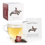 Mango Oolong from Whidbey Tea