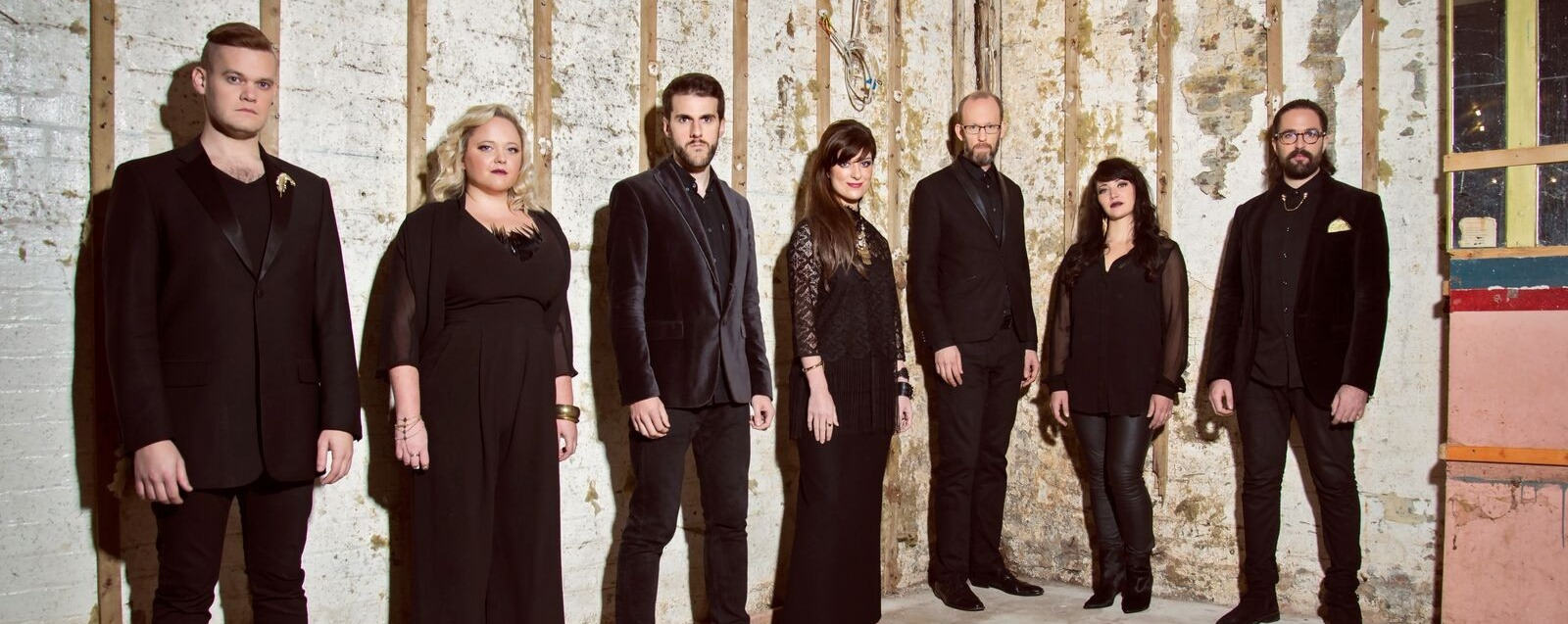Esplanade Presents: The Swingles (UK)