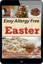 Easy Allergy Free Easter