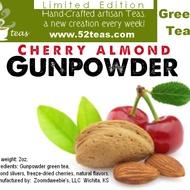 Cherry Almond Gunpowder from 52teas