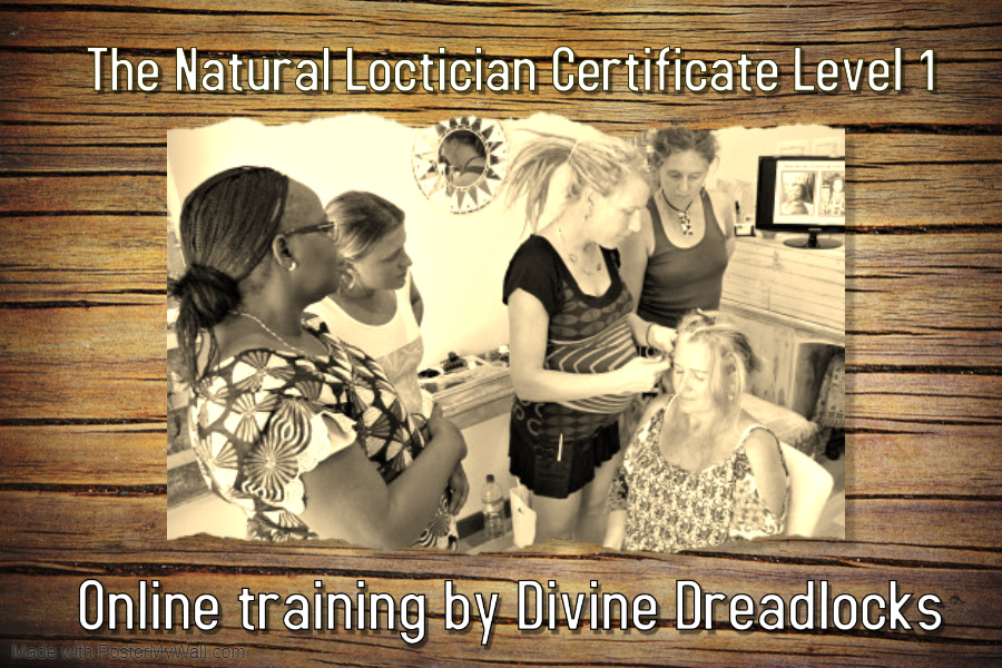 Natural Loctician Certificate Level 1 image