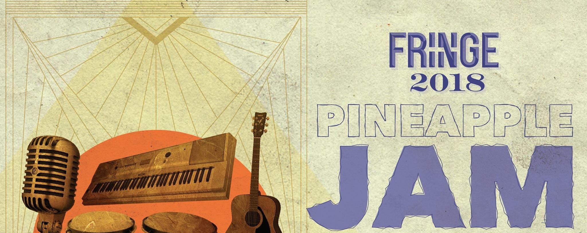 Pineapple Jam: Livin' La Vida Lokal!