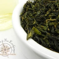 Coconut Oolong from The Spice & Tea Exchange