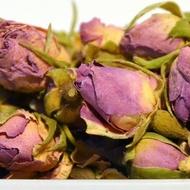 Rose Buds, Organic from Herbs Teas & Treasures