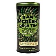 Natural Organic Raw Green Bush Tea from The Republic of Tea