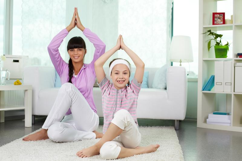 Family Yoga Practice