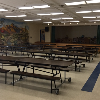 Booth Cafeteria