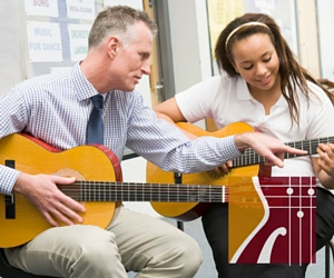 Private instructor in a Box - on JazzGuitarLessons.net
