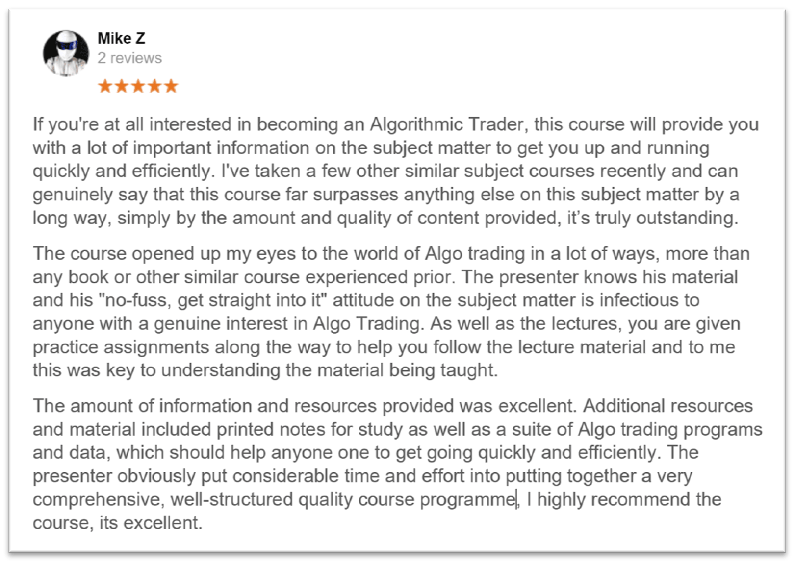 At101 Learn Fundamentals Of Algorithmic Trading Algotrading101